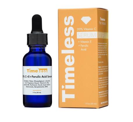 Vitamin C Serum – Timeless Skin Care